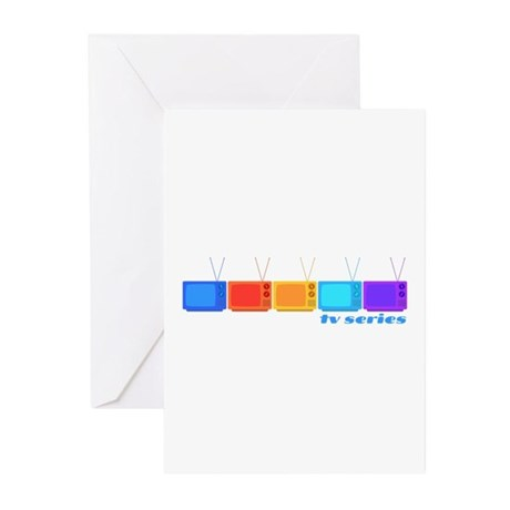 TV Producer Greeting Cards (Pk of 10)