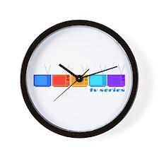 TV Producer Wall Clock