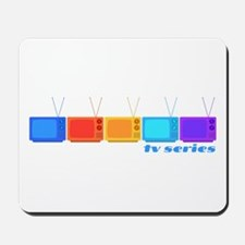 TV Producer Mousepad