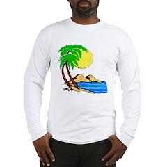 Tropical Isle Long Sleeve T-Shirt