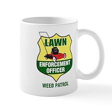 LAWN Enforcement Small Mugs