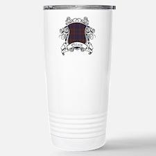 Elliot Tartan Shield Travel Mug
