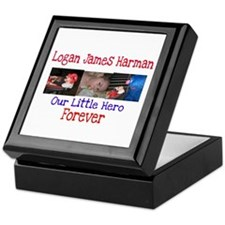 Our Hero Keepsake Box