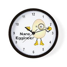 Nano Eggineer Wall Clock