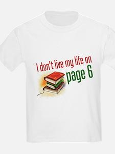 """""""Page Six"""" T-Shirt"""