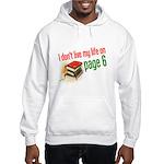 """""""Page Six"""" Hooded Sweatshirt"""