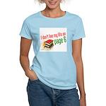 """""""Page Six"""" Women's Light T-Shirt"""