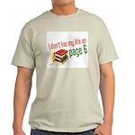 """""""Page Six"""" Light T-Shirt"""