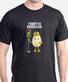 Traffic Eggineer T-Shirt