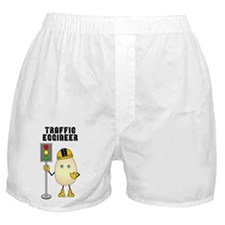 Traffic Eggineer Boxer Shorts