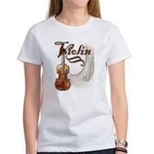 Violin Section Tee