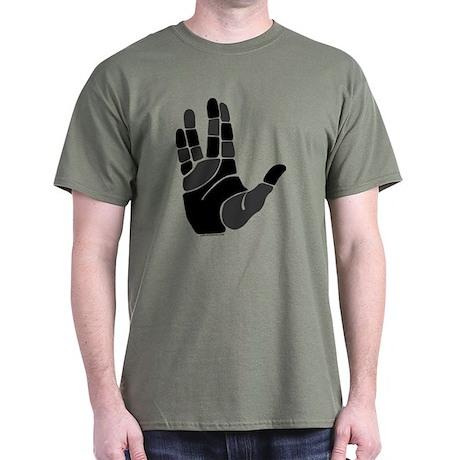Hand Salute Dark T-Shirt