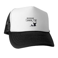 """Laser Tag"" Trucker Hat"
