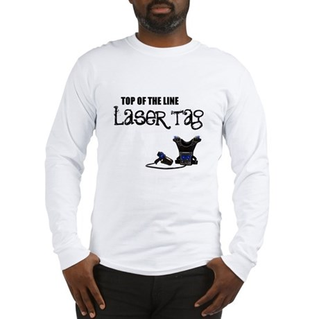 """Laser Tag"" Long Sleeve T-Shirt"