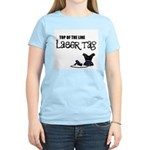 """Laser Tag"" Women's Light T-Shirt"