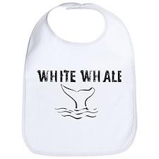 """""""White Whale"""" Bib"""