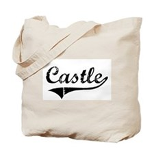 """Castle Team"" Tote Bag"