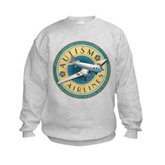 Autism Airlines Sweatshirt