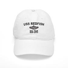USS REDFISH Cap