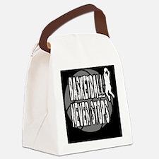 Unique Basket ball Canvas Lunch Bag