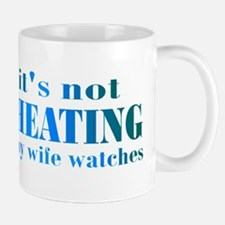 Wife Watches Mug