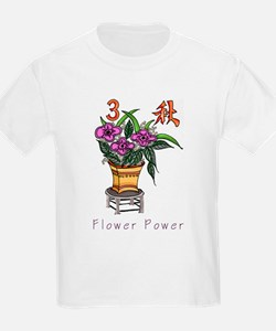 flower power big T-Shirt