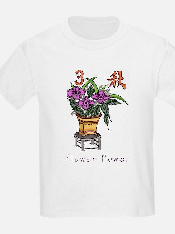 flower power big T-Shirt