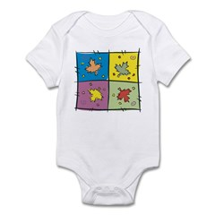 Maple Canada Infant Bodysuit