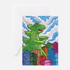 Trip to the City Greeting Cards (Pk of 10)