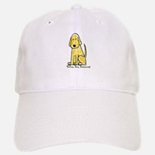 Yellow Dog Democrat (Baseball Baseball Cap)