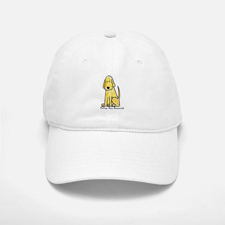 Yellow Dog Democrat (Baseball Baseball Cap)