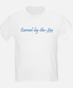 Carmel Blue - Kids T-Shirt