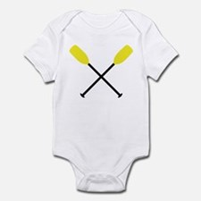 kayak paddles Infant Bodysuit