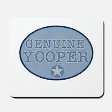 Genuine Yooper Mousepad