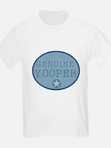 Genuine Yooper Kids T-Shirt