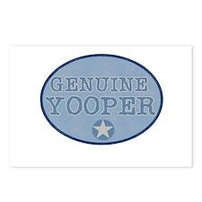 Genuine Yooper Postcards (Package of 8)