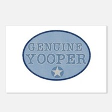 Genuine Yooper Postcards (Package of 8)
