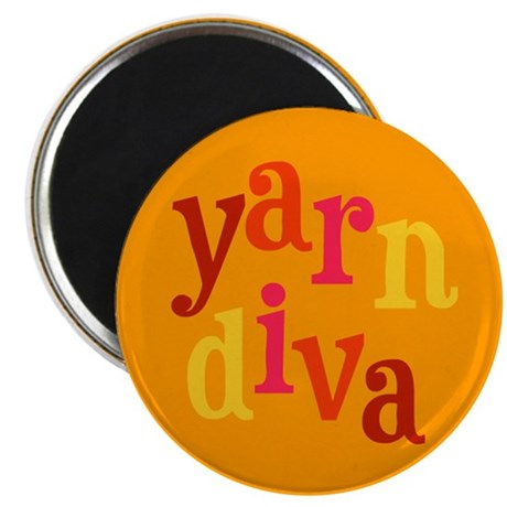 yarn diva Magnets