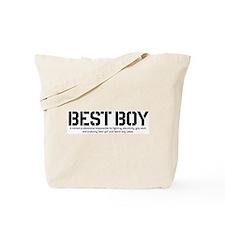 Best Boy Tote Bag