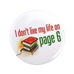 """""""Page Six"""" 3.5"""" Button (100 pack)"""