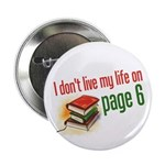 """""""Page Six"""" 2.25"""" Button (10 pack)"""