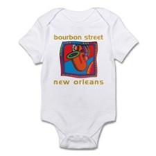 Bourbon Street Infant Creeper