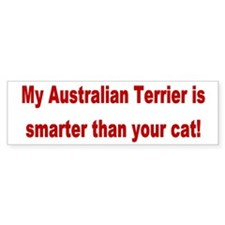Australian Terrier is Smarter Than Cat (Bumper)