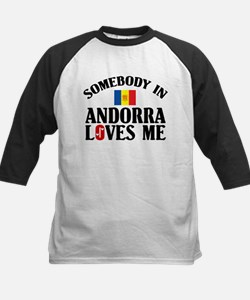Somebody In Andorra Tee