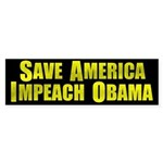 Save America Bumper Sticker (10 pk)