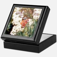 Happiness is a Butterfly Keepsake Box