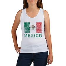 Vintage Mexico Women's Tank Top