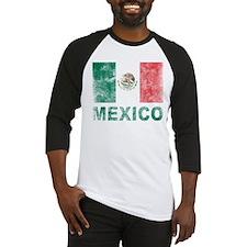 Vintage Mexico Baseball Jersey