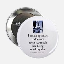 "I am optimist 2.25"" Button"