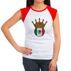 King Of Mexico Women's Cap Sleeve T-Shirt